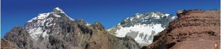 Aconcagua - Autour du camp de base